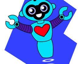 #5 cho Ilustrar un robot amable bởi matrixmix1020