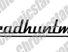 #65 for Design a Logo for Business - Head Hunt Me Now af hchron28