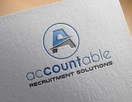 #76 para Design a Logo for Accountable Recruitment Solutions por stylishwork
