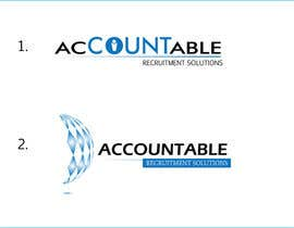 #87 para Design a Logo for Accountable Recruitment Solutions por batonel