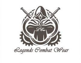 #23 for Design a warrior logo for Legends Combat Wear af rajupalli