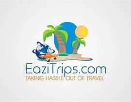 Nro 49 kilpailuun Logo for Travel Portal käyttäjältä mahinona4