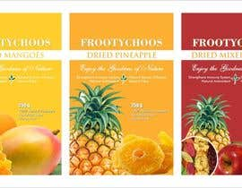 #22 untuk Packaging design for Dried Fruits oleh Kaustubharj