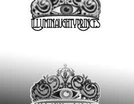 Nro 25 kilpailuun Design a Logo for IlluminaughtyPrincess.com käyttäjältä zizolopez
