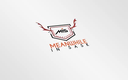 "#12 untuk Design a Logo for ""Meanwhile in Sask"" oleh adityapathania"