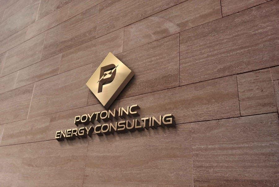 Penyertaan Peraduan #38 untuk Design a Logo for POYTON INC