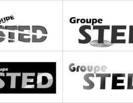 #24 cho Concevez un logo for Groupe STED bởi rifqibeta