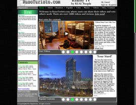 #4 for Design a Website Mockup for RusoTuristo.com by ScottContina