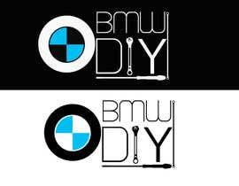 Nro 95 kilpailuun Design a Logo for BMW DoItYourself käyttäjältä adarshkjames