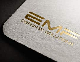 #44 cho Design a Logo for EMF Defense Solutions bởi vadimcarazan