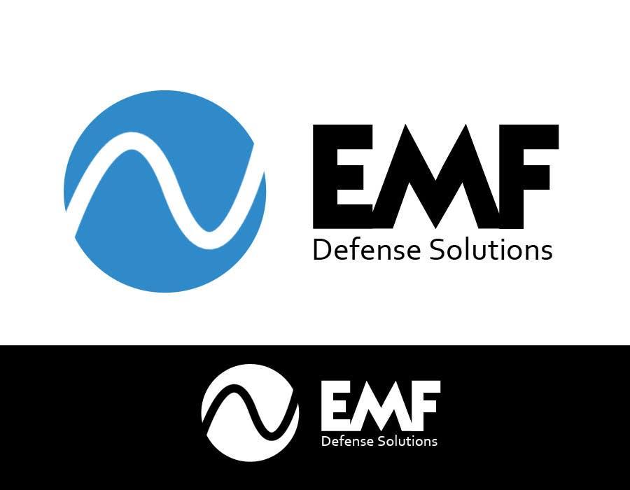 Konkurrenceindlæg #6 for Design a Logo for EMF Defense Solutions