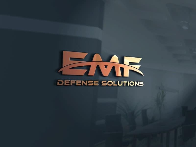 Konkurrenceindlæg #39 for Design a Logo for EMF Defense Solutions