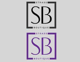 #31 untuk Design a Logo for The Strass Boutique oleh mzdunek93