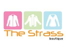 #65 for Design a Logo for The Strass Boutique by Milosavljevic23