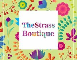 #50 for Design a Logo for The Strass Boutique by violetamuller