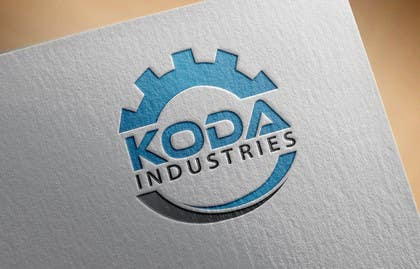 #16 cho Design a Logo for Koda Industries bởi alikarovaliya