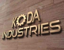 #49 cho Design a Logo for Koda Industries bởi saonmahmud2