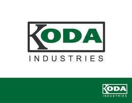 #50 cho Design a Logo for Koda Industries bởi flobitzel