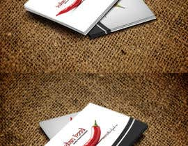 #42 for Design some Business Cards for www.indianfood.ro by shohaghhossen