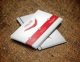 #47 for Design some Business Cards for www.indianfood.ro by TanoJawed