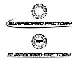 nº 83 pour Design a Logo for Surfboard factory par bibi186