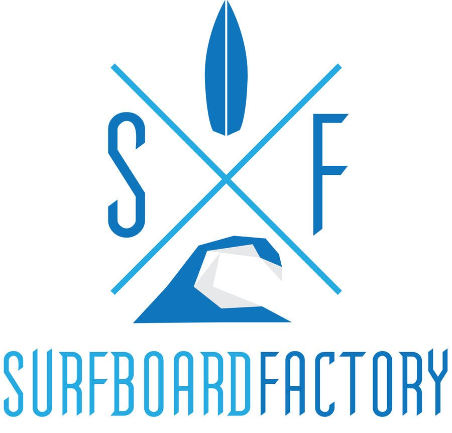 #84 for Design a Logo for Surfboard factory by Kugel