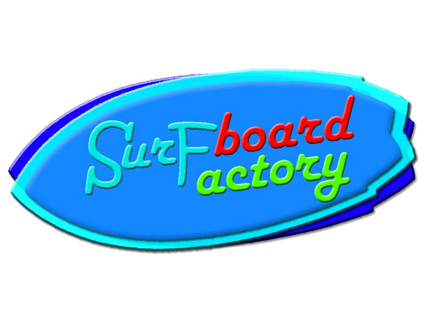 #24 for Design a Logo for Surfboard factory by jhoankhailerhia