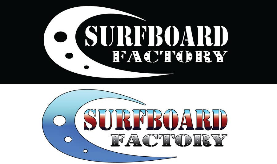 #69 for Design a Logo for Surfboard factory by InkShark
