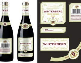 #26 untuk Create a label design for white, rose and red wine oleh SouthArtel