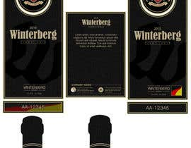 #37 para Create a label design for white, rose and red wine por gogugoguta