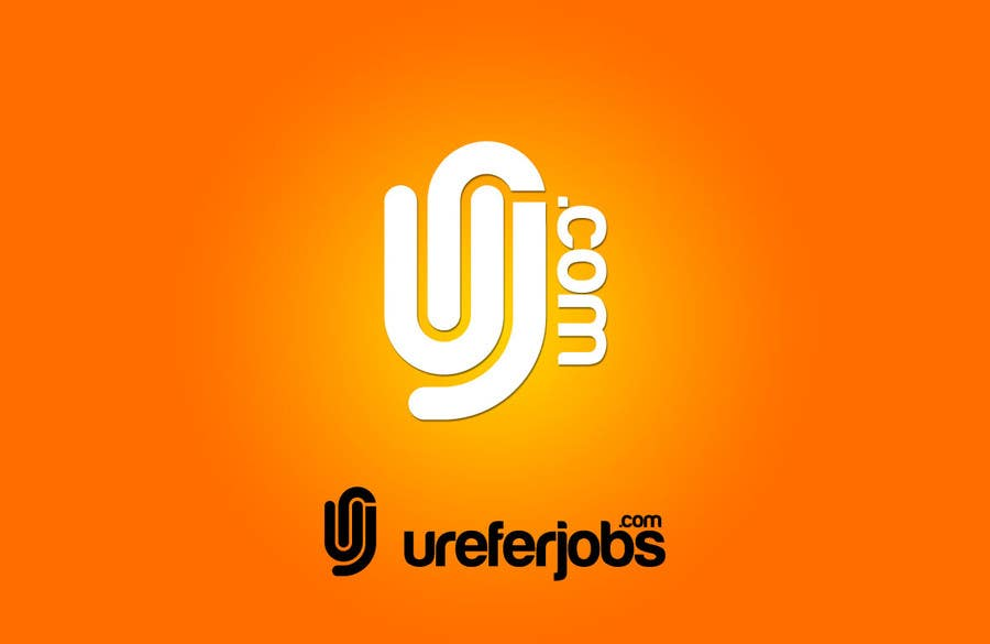 #92 for Logo design for ureferjobs.com. Help me. FLY CLOSER TO THE SUN. by IzzDesigner