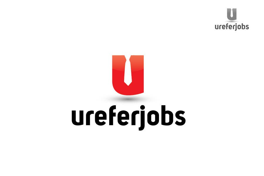 #9 for Logo design for ureferjobs.com. Help me. FLY CLOSER TO THE SUN. by iffikhan