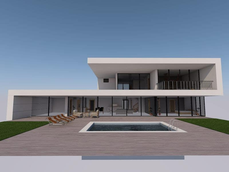 What Is Bauhaus Style entry 29 by maro1978 for design a contemporary house bauhaus style