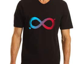 #48 untuk Design a T-Shirt - Infinity Sign Icon oleh harshanadineth