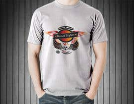 #3 for Design T-shirt for motorcycle company af Corynaungureanu