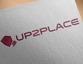 #17 para Desenvolver um logotipo para a empresa: UP2PLACE por dreamer509