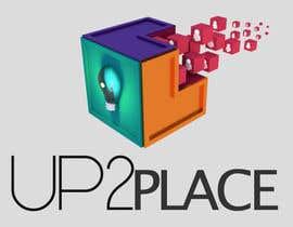 leocc tarafından Desenvolver um logotipo para a empresa: UP2PLACE için no 3
