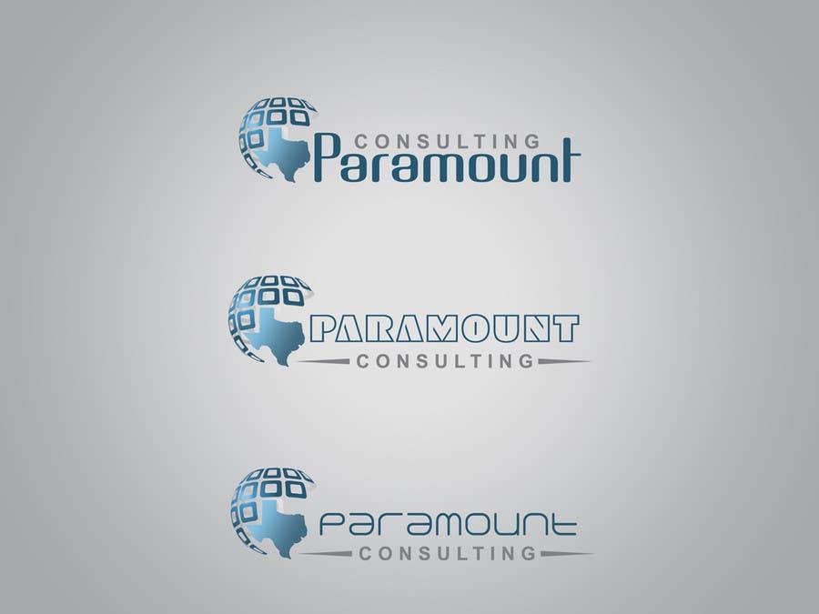 Inscrição nº 102 do Concurso para Design a Logo for Paramount Consulting