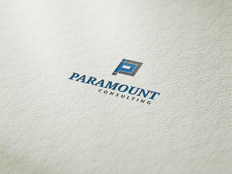 Inscrição nº 33 do Concurso para Design a Logo for Paramount Consulting