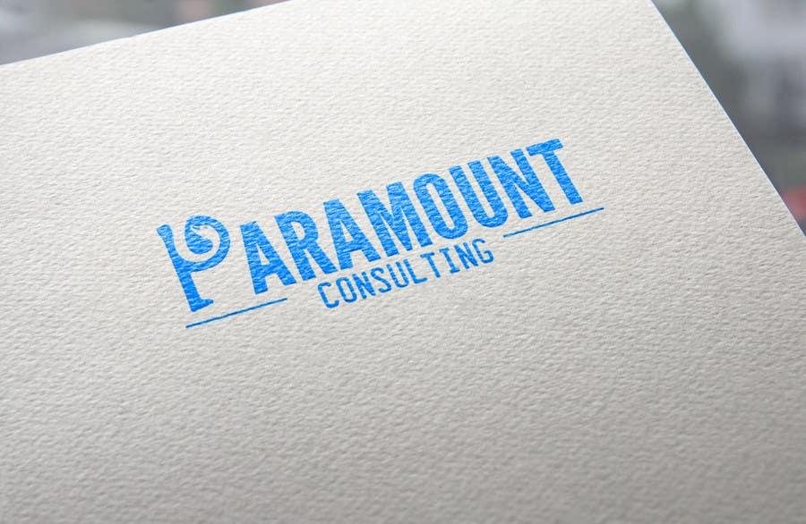 Kilpailutyö #24 kilpailussa Design a Logo for Paramount Consulting