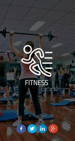 #3 cho Simple Fitness-Photo-App design bởi ankisethiya