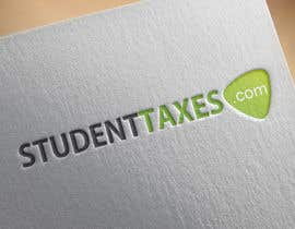 #36 for Design a Logo for StudentTaxes.com by AdeptDesigners