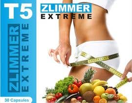 creazinedesign tarafından design a label for some diet pills called T5 Zlimmer için no 16