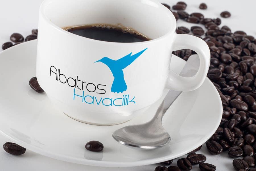 Konkurrenceindlæg #6 for Design a Logo for AlbatrosHavacilik