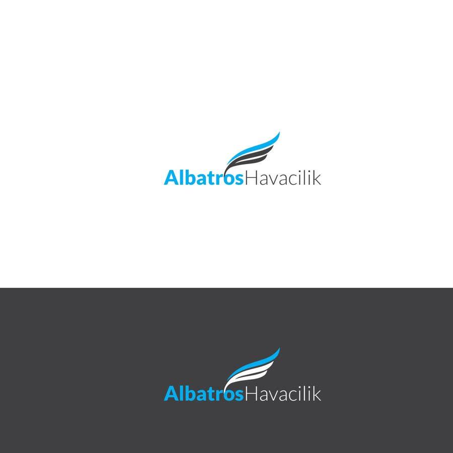 Penyertaan Peraduan #4 untuk Design a Logo for AlbatrosHavacilik