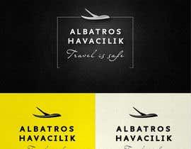 #7 for Design a Logo for AlbatrosHavacilik af AnitaFerrarello