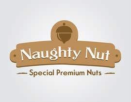 Nro 16 kilpailuun Diseñar un logotipo Naughty Nut / www.naughtynut.com käyttäjältä Ace266