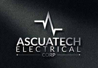Nro 90 kilpailuun Diseñar un logotipo  Ascuatech Electrical Corp. käyttäjältä shanzaedesigns