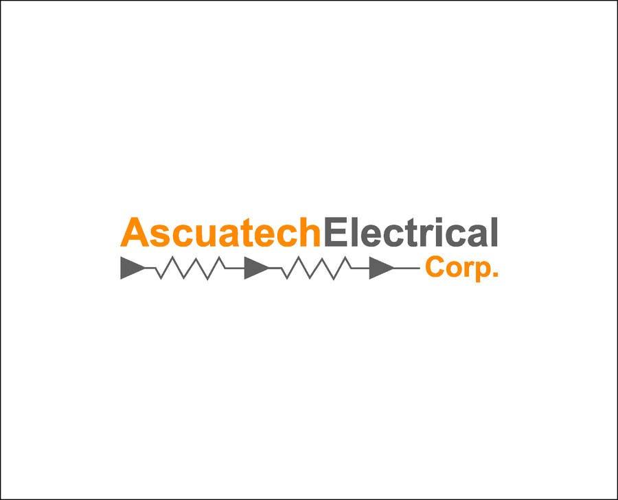 Kilpailutyö #70 kilpailussa Diseñar un logotipo  Ascuatech Electrical Corp.
