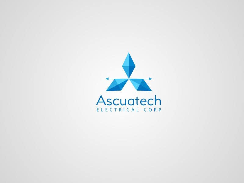 Kilpailutyö #67 kilpailussa Diseñar un logotipo  Ascuatech Electrical Corp.